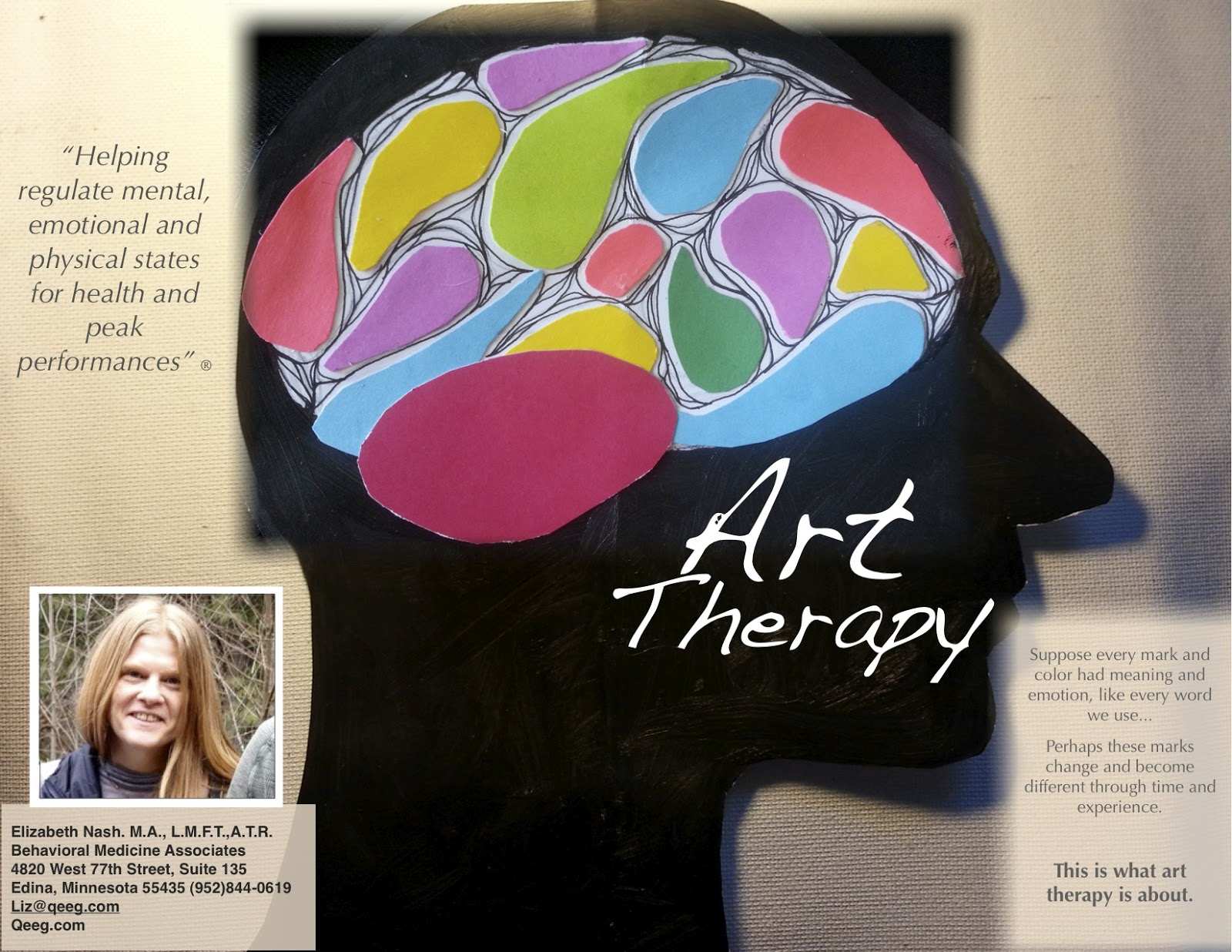Therapeutic benefits provided by arts are recognized by scientists