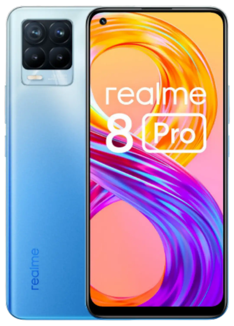 Realme 8 Pro Specifications