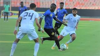 هدف فوز تنزانيا علي ليبيا (1-0) تصفيات كاس امم افريقيا