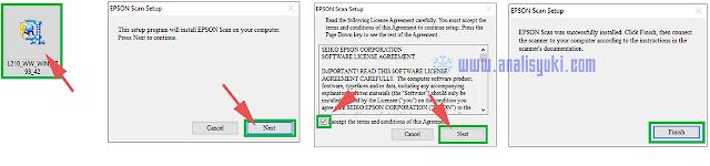 Cara Scan Epson L210 (Lengkap dengan Driver)