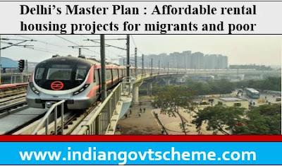 Delhi's Master Plan