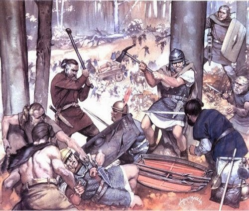 Painting Gallic & Celtic Warband picture 7