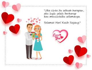 kata ucapan valentine day