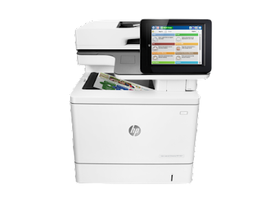 HP LaserJet M577f Printer Driver Download