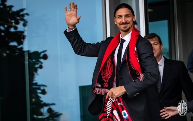 Ibrahimovic: I want 70 thousand fans at San Siro, otherwise I won't play!