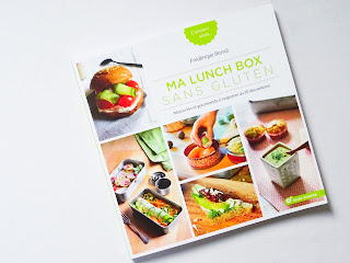 Ma lunch box sans gluten - Frédérique Barral (Editions Terre Vivante)