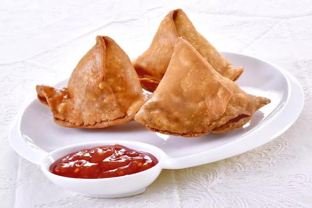 Chinese Samosa Recipe in Hindi
