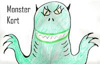 Monster kort
