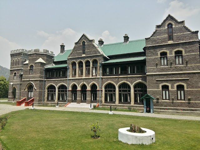 Governor's Mansion, Nainital