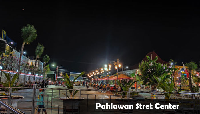Jalan Pahlawan Kota Madiun