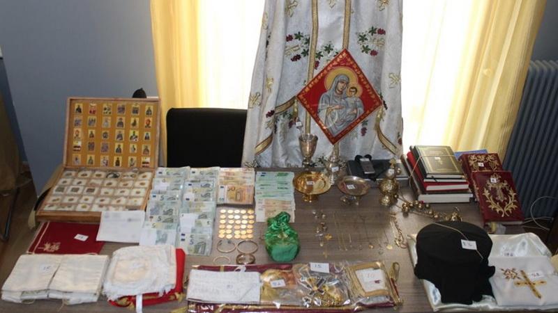 Έφοδος της Αστυνομίας και συλλήψεις σε παράνομο ναό στην Αλεξανδρούπολη