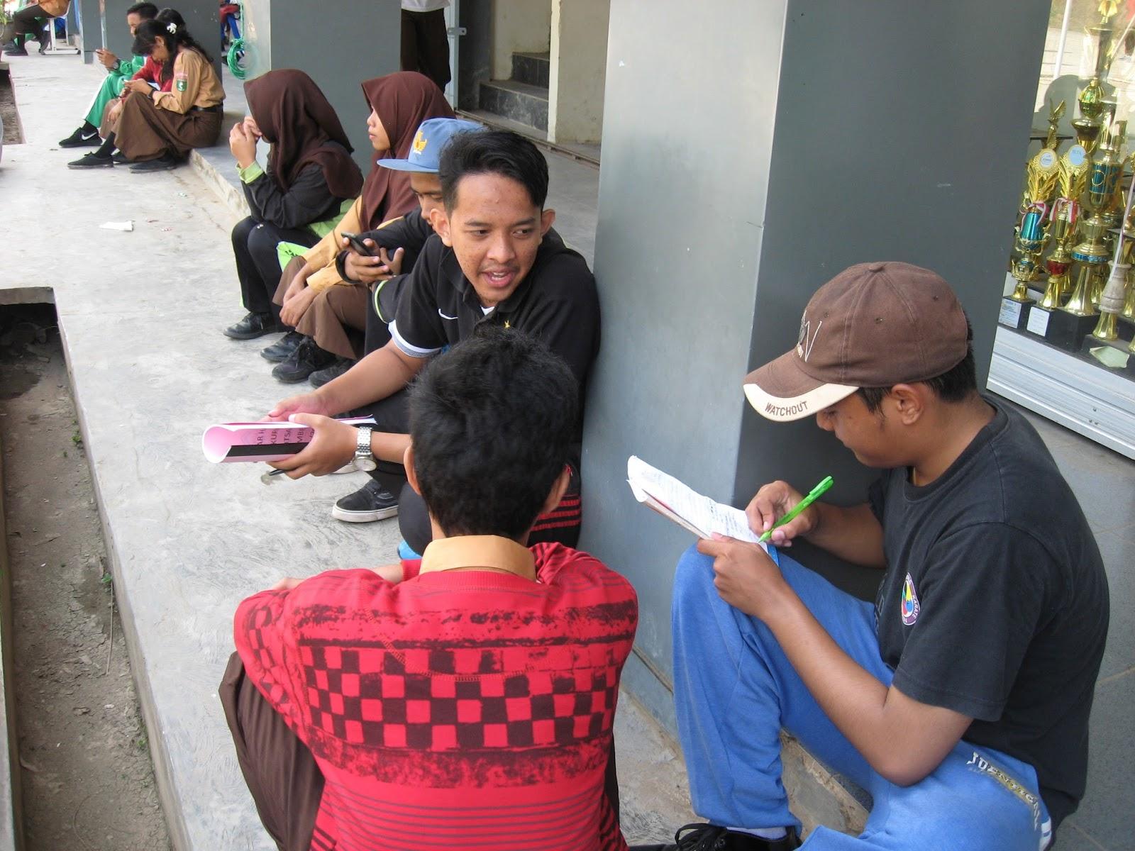 Wawancara Tim Jurnalistik ARJUNA RAFI