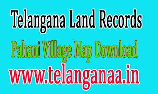 Telangana Adangal Pahani FMB ROR 1-B Pahani Records Free Download