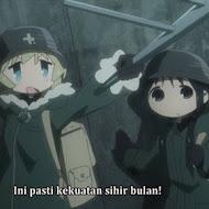 Shoujo Shuumatsu Ryokou Episode 08 Subtitle Indonesia