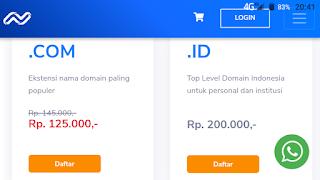 Domain Termahal