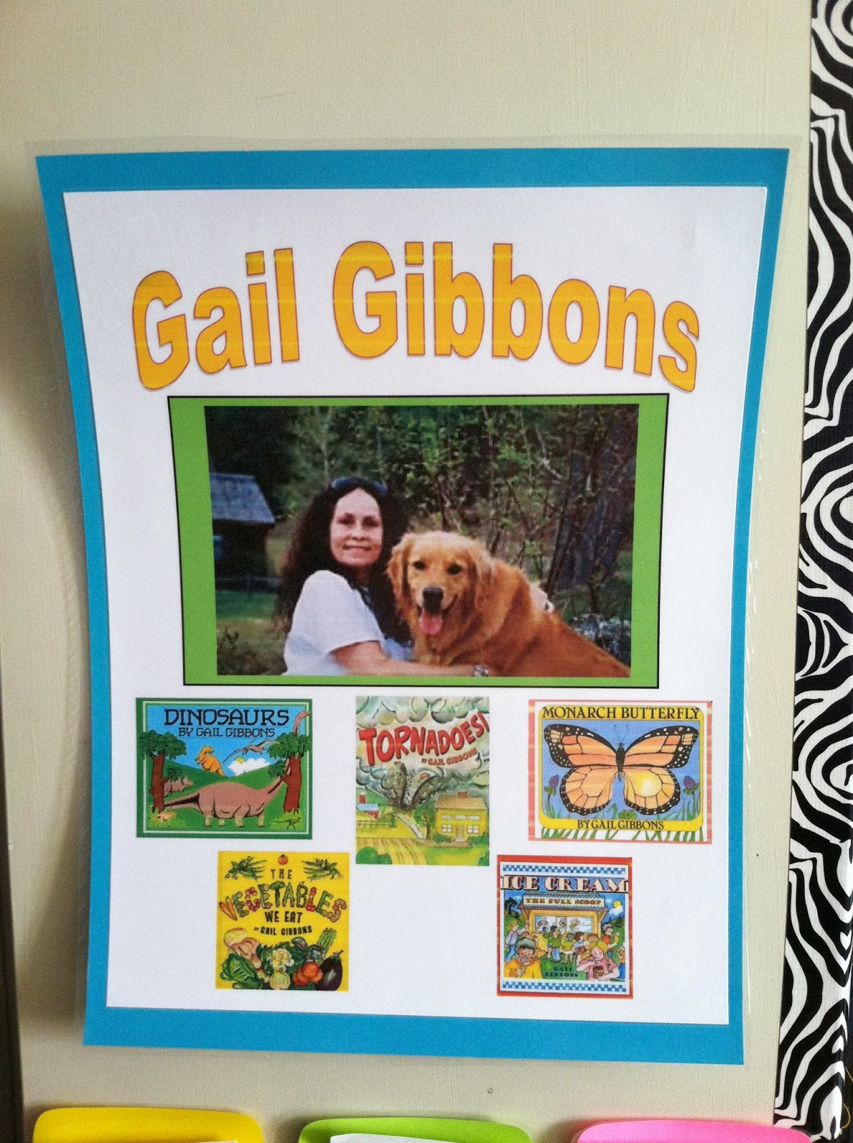 Teaching Twins Non Fiction With Gail Gibbons