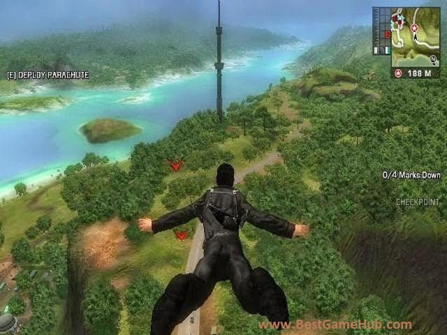 Just Cause Torrent PC Game Download Free