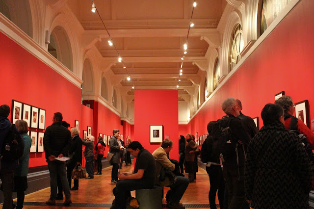 The Butterfly Balcony: Wendy's Week - Photography & Films - Julia Margaret Cameron Exhibition at the V&A Red Room