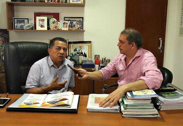 Distrito Agroindustrial segue a passos largos, diz prefeito de Rio Preto da Eva