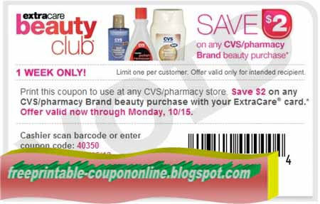 Cvs pharmacy coupons policy
