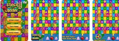 Snake and Ladder 3D Game-Saap Seedi Game