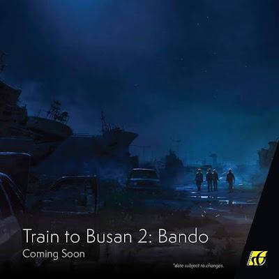 Filem Keluar Panggung Wayang 2020 | Train to Busan 2 : Bando (2020)