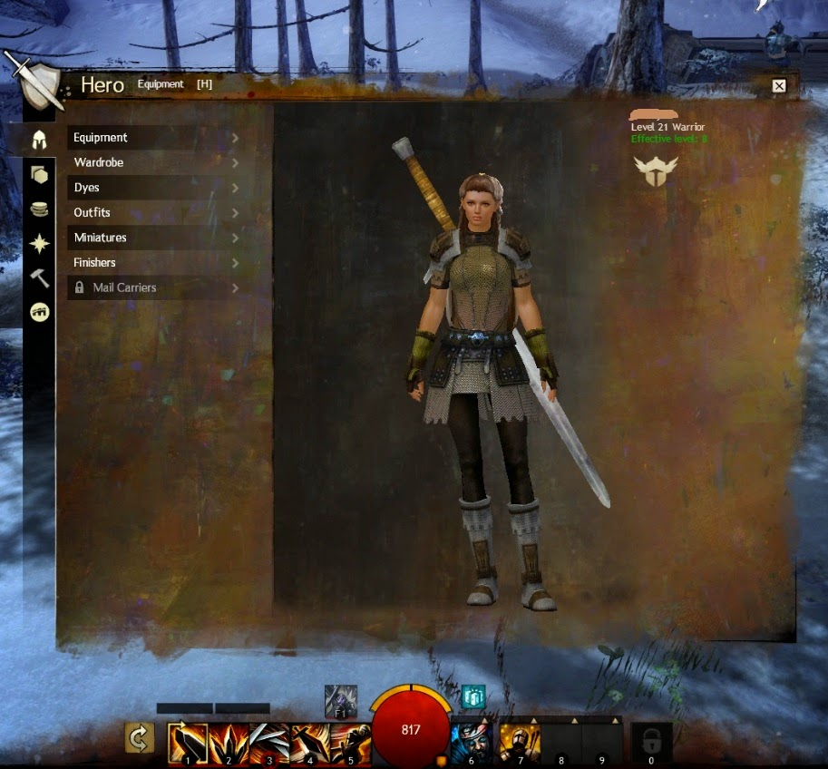 Guild Wars  Weaponsmithing Crafting Guide