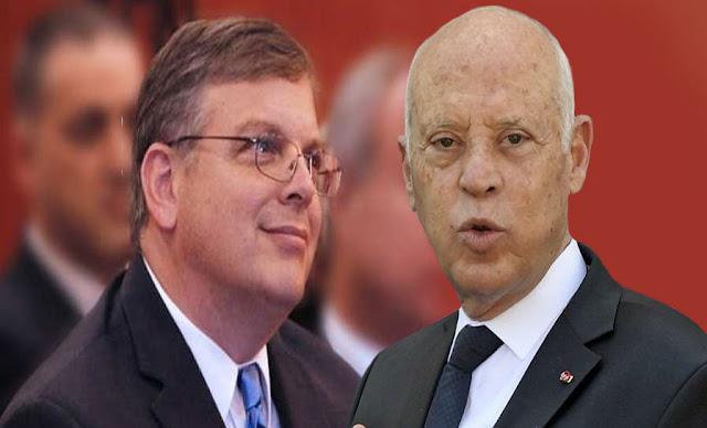 الولايات المتحدة تتبرع بـ لقاح فايزر pfizer إلى تونس
