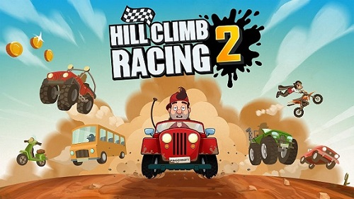 Hill Climb Racing 2 Hack Mod Apk