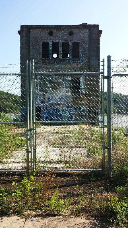 Monte Ne Hotel Ruins in Rogers, AR