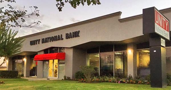 Unity National Bank in Houston, Texas