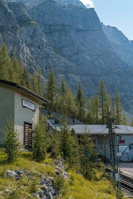 Höllentalklamm - Riffelscharte - Eibsee | Wandern in Garmisch-Partenkirchen 13