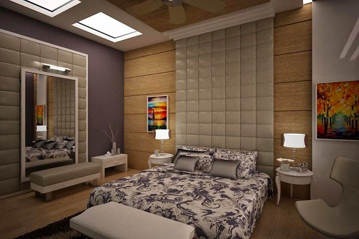 Small rooms interior design in your home feel bigger and for Interior jali designs