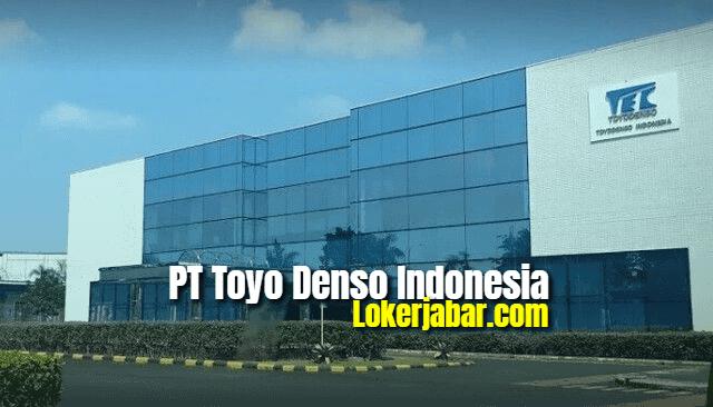 Lowongan Kerja PT Toyo Denso Indonesia 2021