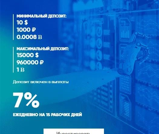 Инвестиционные планы Nano Inv Ltd