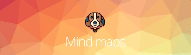 Extension Mind maps para crear mapas mentales online gratis sin registro