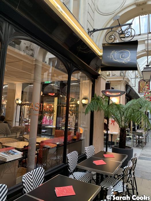 Astair, Paris