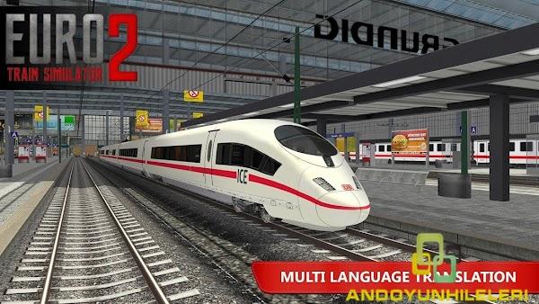 Euro Tren Simulator 2 Hileli APK v1.0.9.8