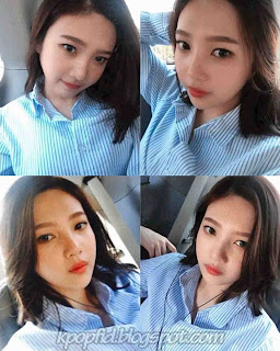 Foto Selca Joy Red Velvet Imut Cute