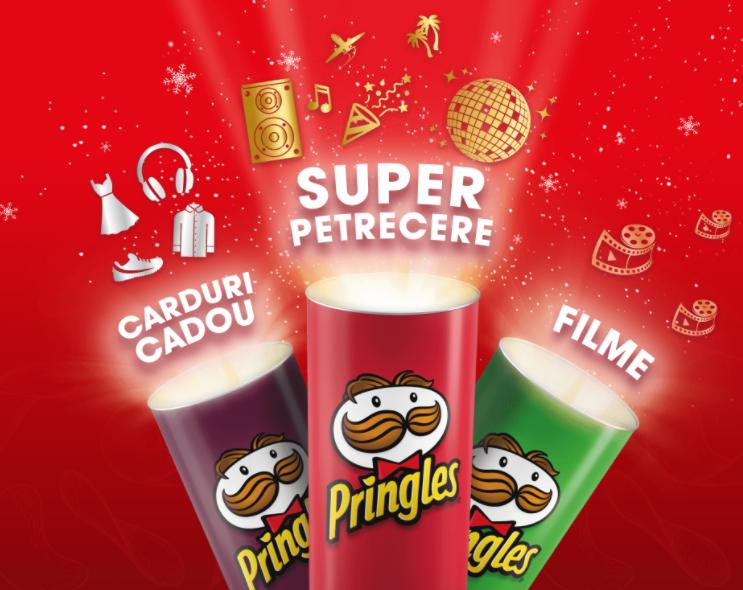 Concurs - Castiga o Super Petrecere Pringles - concursuri - online