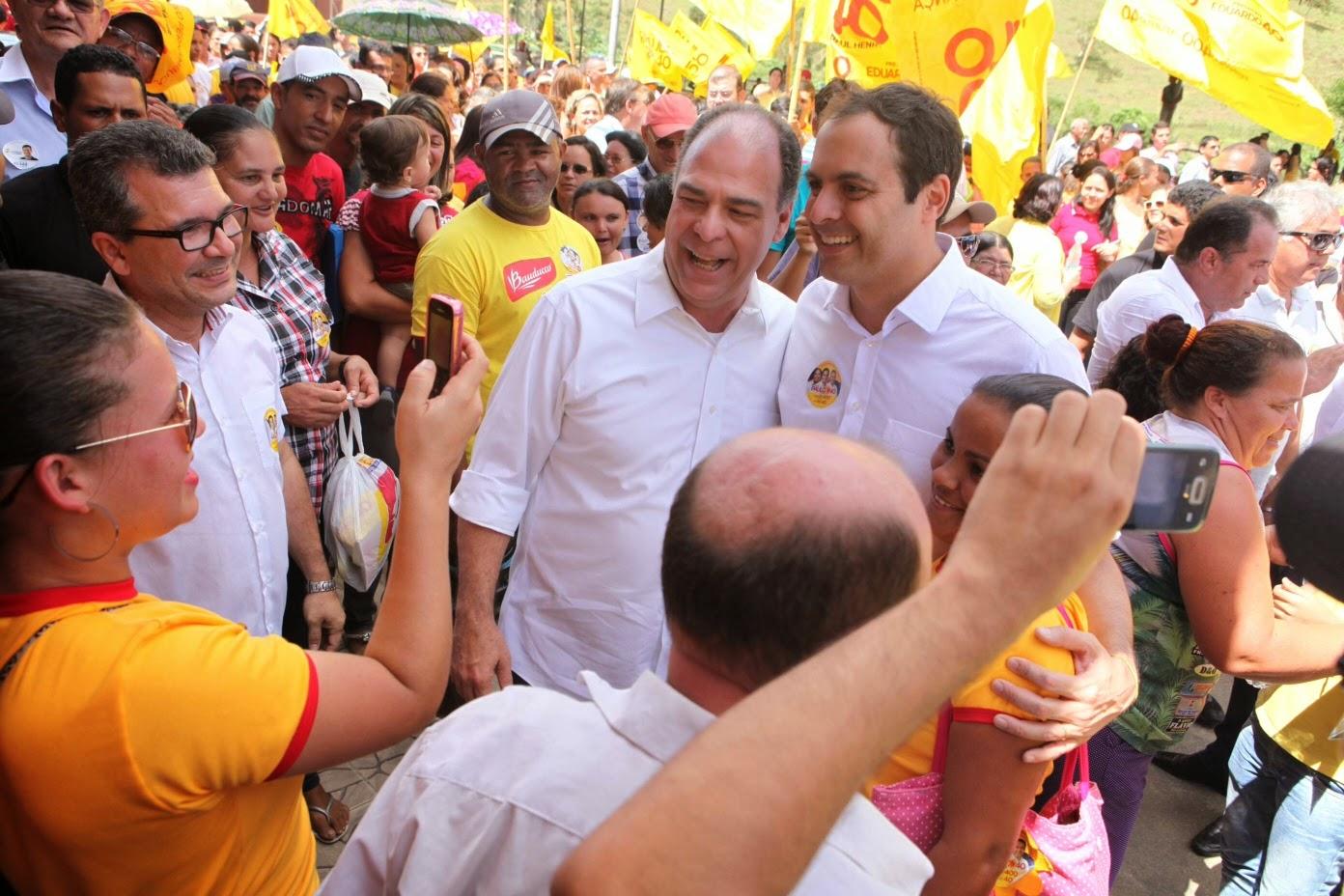 Frente Popular recebe o apoio e a gratidão do povo de Belém de Maria