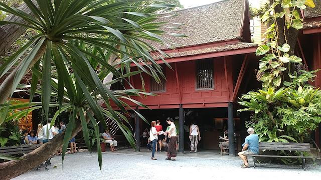 museum, wisata, thailand, jim thompson, fakhri.id