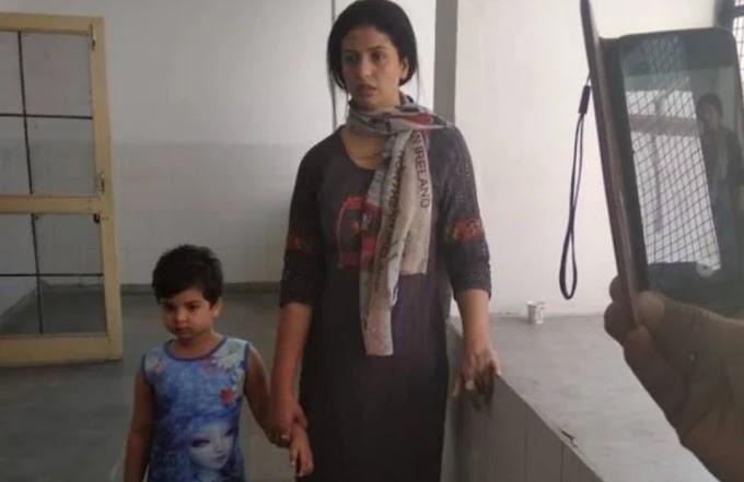 क्रिकेटर शमी की पत्नी पुलिस हिरासत में