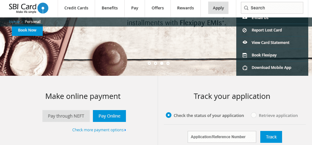 Check Your Application Status Credit Cards >> Sbi Bank Credit Card Status Credit Card Status Com