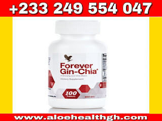 "forever Gin Chia is a blend of Ginseng and Chia  herbs. Ginseng is legendary as a tonic, earning its name as the ""King of Tonics"""