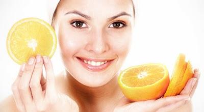 Steps Memutihkan Kulit Wajah dengan Lemon