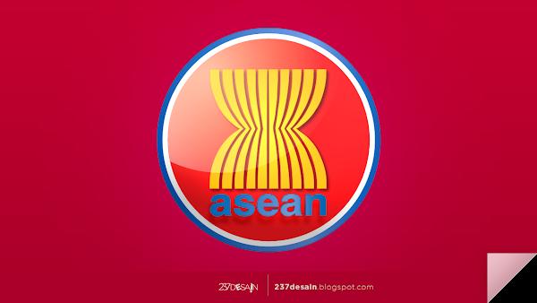 logo ASEAN - logodesain