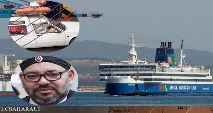 Mohamed VI vende humo a la diáspora marroquí al decir que va a abrir una línea marítima con Portugal como alternativa a la OPE.