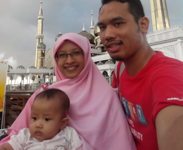 Masjid Kristal Kuala Terengganu, Lokasi Masjid Kristal,