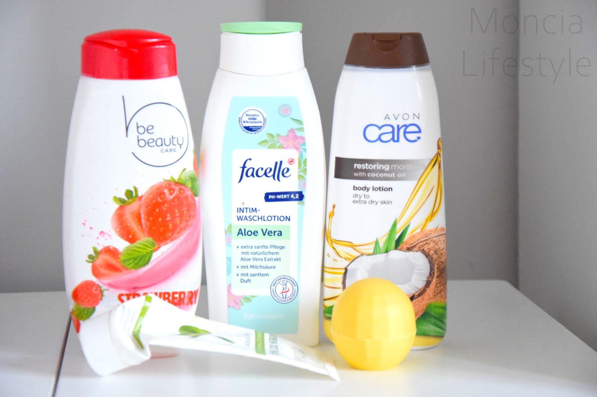 denko, projekt denko, denko 2021, be beauty, żel do twarzy be beauty, żel pod prysznic be beauty, facelle płyn do higieny intymnej, marion olej awokado, chusteczki micelarne Avon, suchy szampon, keratyne CocoChoco,
